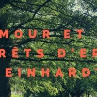 L'Amour et les forêts, Éric Reinhardt