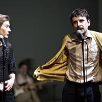 La Mouette,Tchekhov mise en scène par Thomas Ostermeier. Dire l'amour, dire le théâtre.