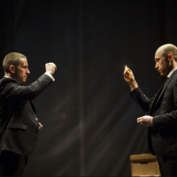 Doctor Faustus, Christopher Marlowe par la Royal Shakespeare Company au Barbican, Londres