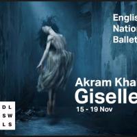 Subversive Giselle, chorégraphie d'Akram Khan au Sadlers' Wells.