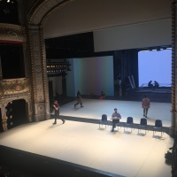 King Lear, Old vic mise en scène Deborah Warner avec Glenda Jackson