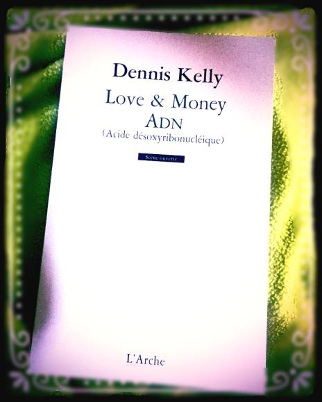 ADN Dennis Kelly en français, L'Arche