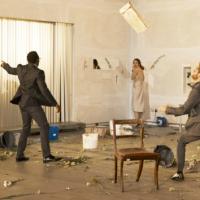 Hedda Gabler, Henrik Ibsen, mise en scène Ivo Van Hove, National Theatre, Londres, Décevant