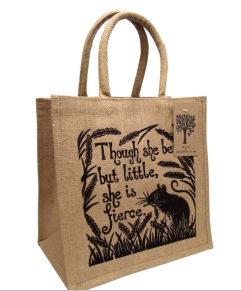 SHakespeare bag en toile de jute.png