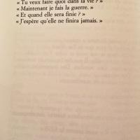 #16 Premières Lignes, Femme non-rééducable, Stefano Massini, L'Arche. Hommage et engagement.