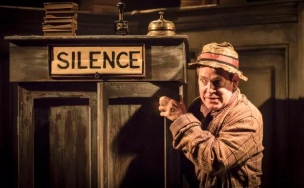 travesties Tom Stoppard, Patrick Marber Aollo theatre.png