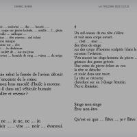 #18 Premières lignes, La trilogie des flous, Daniel Danis, L'Arche