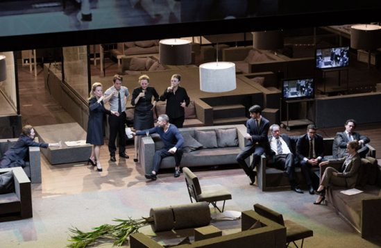 The Roman Tragedies Ivo Van Hove