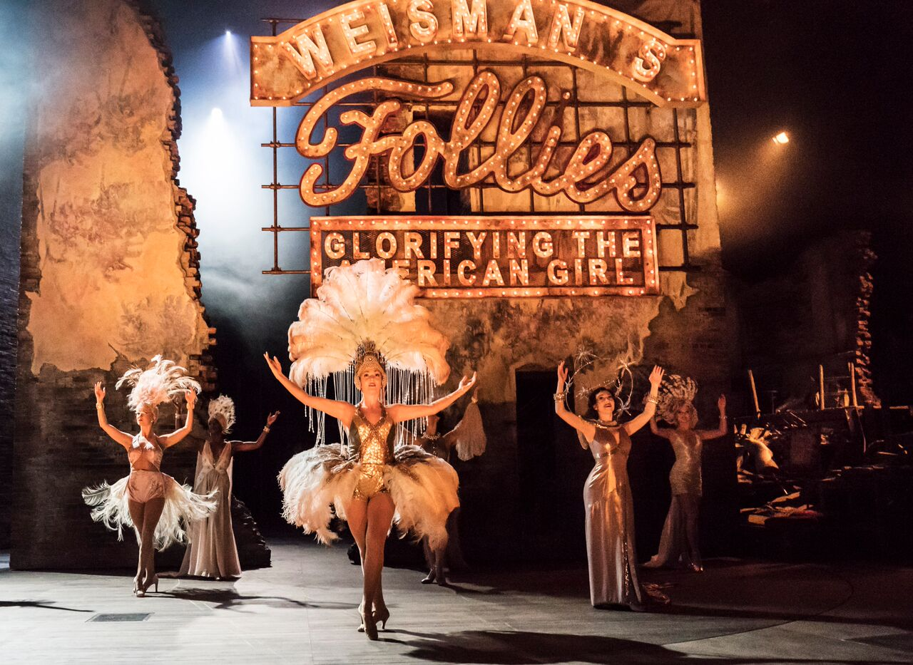 00285 FOLLIES at the National Theatre (c) Johan Persson