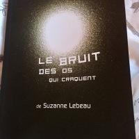 Premieres lignes #24 Le Bruit des Os qui craquent, Suzanne Lebeau, Théâtrales Jeunesse
