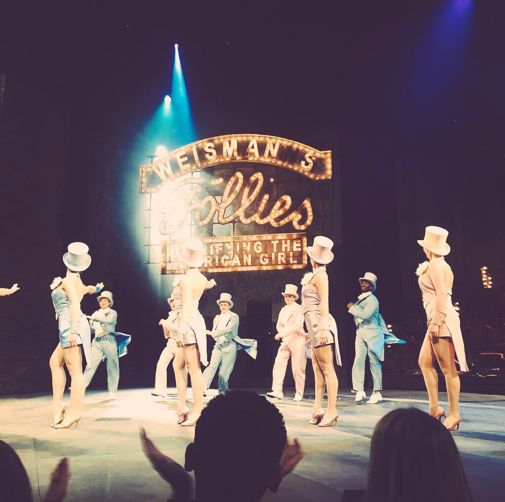 Follies National Theatre
