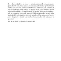 Cross, Chant des collèges, Julie Rossello-Rochet, Editions Théâtrales, Premières Lignes #28