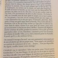 Small Talk, Carole Fréchette, Lemeac, Actes Sud Papiers, Premières Lignes #29