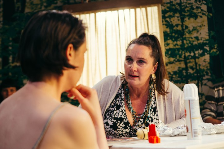 Suzy Storck at the Gate Theatre. Caoilfhionn Dunne (Suzy) and Kate Duchene (Chorus) Photo by Helen Murray (4).jpg