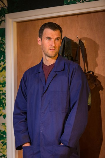 Suzy Storck at the Gate Theatre. Jonah Russell (Hans) Photo by Helen Murray