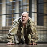 Titus Andronicus, Shakespeare, mise en scène Blanche McIntyre, Barbican  Theatre. Jubilatoire.
