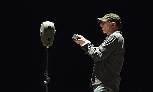 the encounter simon McBurney