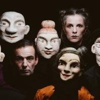 Bêtes de foire, petit théâtre de gestes, Laurent Cabrol, Elsa De Witte, London International Mime Festival, Barbican, Londres. Artisanat du suranné.