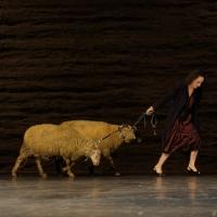 Viktor, Tanztheater Wuppertal Pina Bausch, Sadler's Wells, Londres. Rêve entêtant.