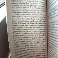 Penser la lumière, Dominique Bruguière, Actes Sud Papiers, Premières lignes #34