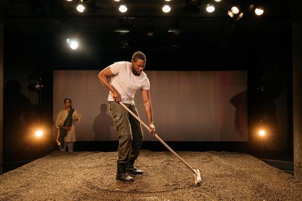 Martins-Imhangbe-David-and-Anjana-Vasan-Jyoti-in-An-Adventure-at-the-Bush-Theatre-©-Helen-Murray