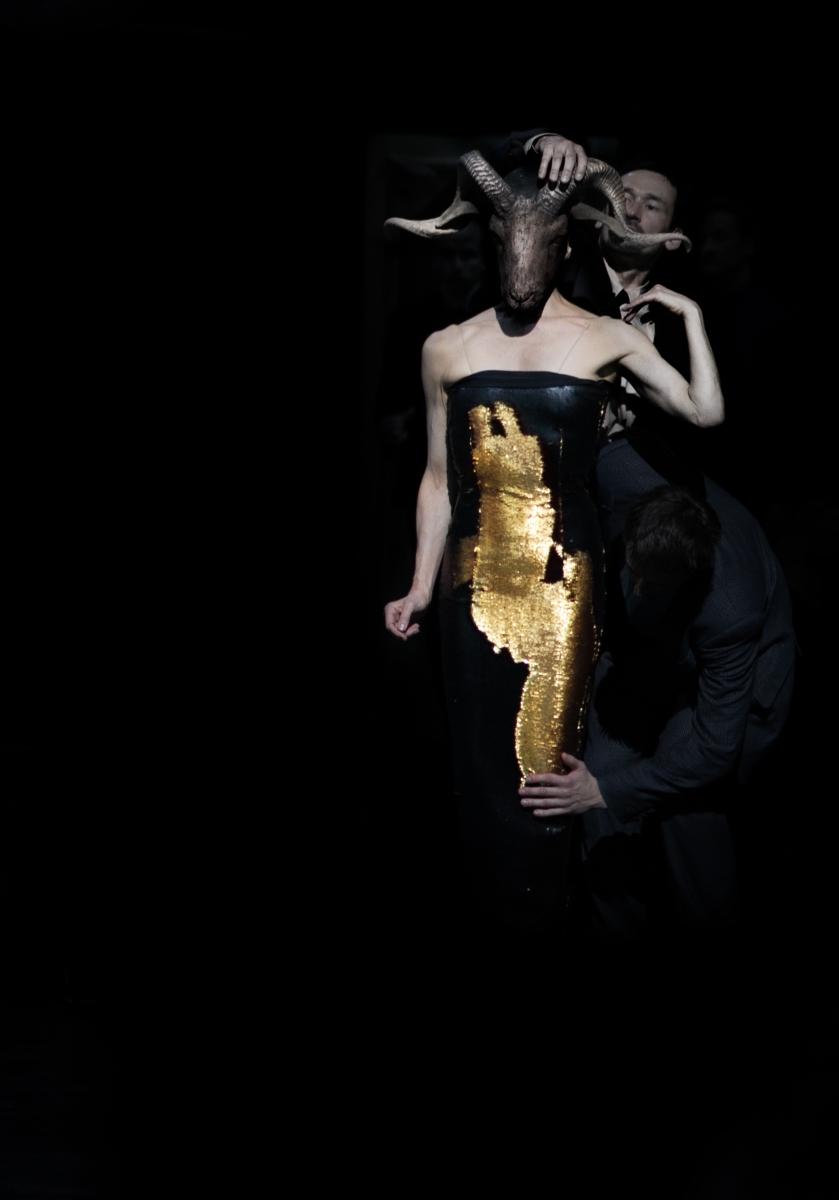 Since She, Dimitris Papaioannou, Tanztheater Wuppertal Pina Bausch, Sadler's Wells Londres