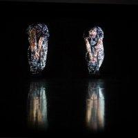 Maliphantworks 3, de et par R. Maliphant  et Dana Fouras, Coronet Theatre, Notting Hill, Londres.
